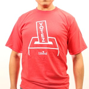 Mens_Red_Vote_T-Shirt